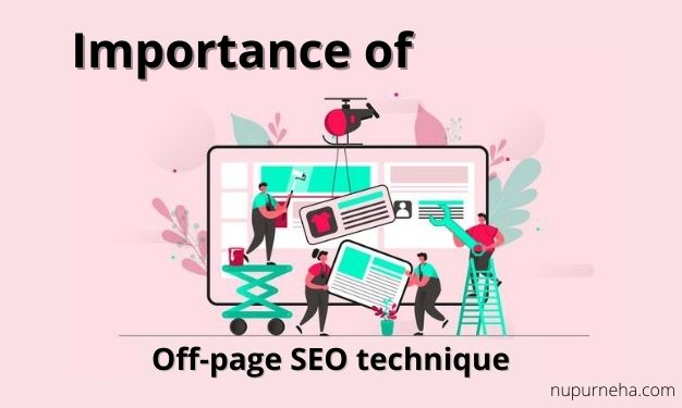 Importance of Off-page SEO technique